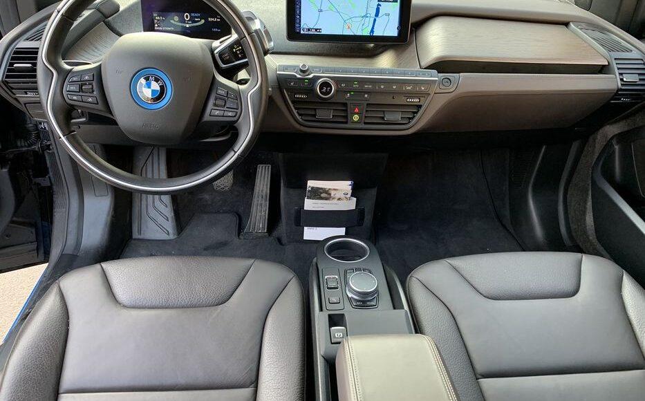Купить BMW I3 2017 в Украине - 4