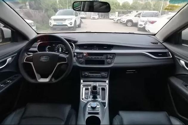 Купить GEELY EMGRAND EV450 2018 в Украине - 3