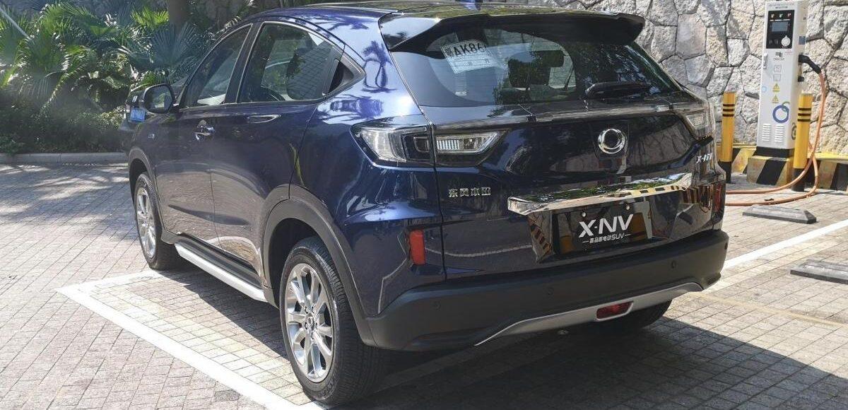 Купить HONDA X-NV 2020 в Украине - 3