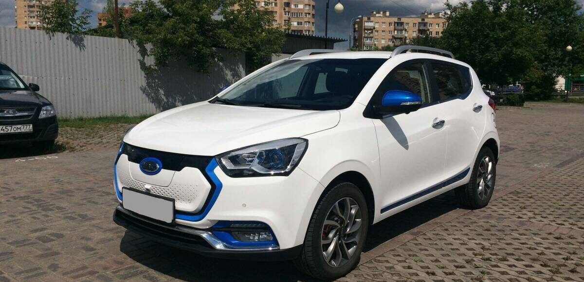 Купить JAC IEV7S 2019 в Украине - 1