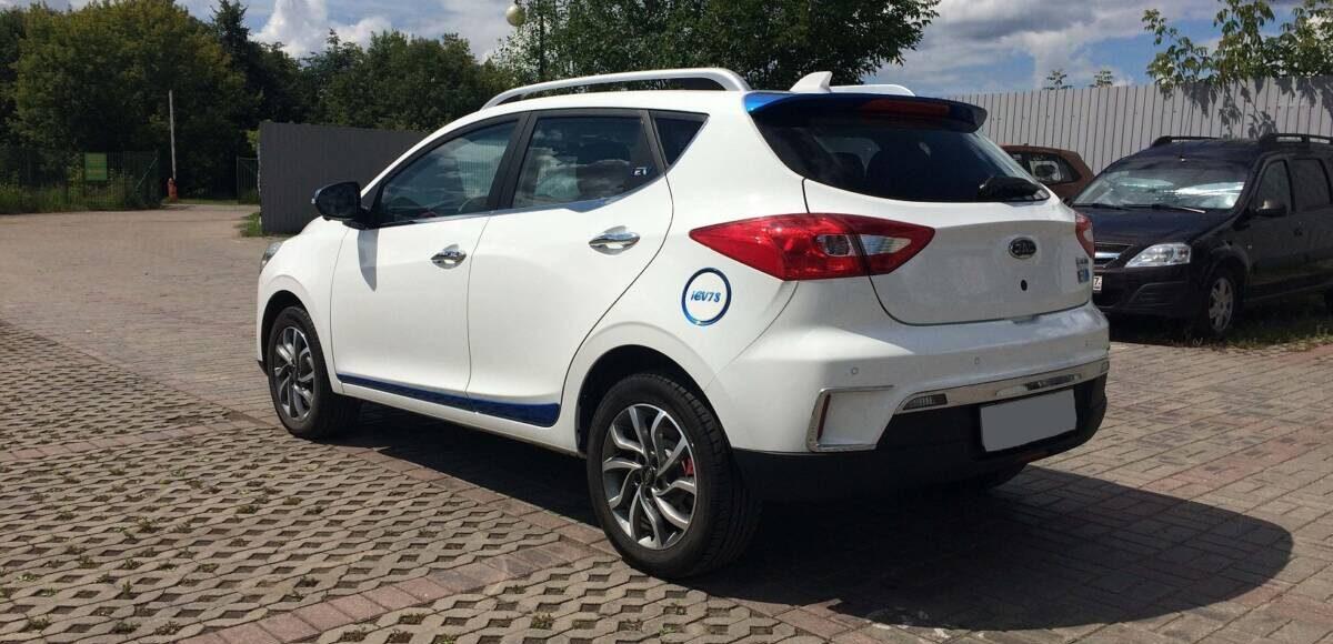 Купить JAC IEV7S 2019 в Украине - 2