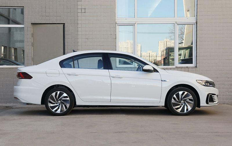 VW e-Bora 2019