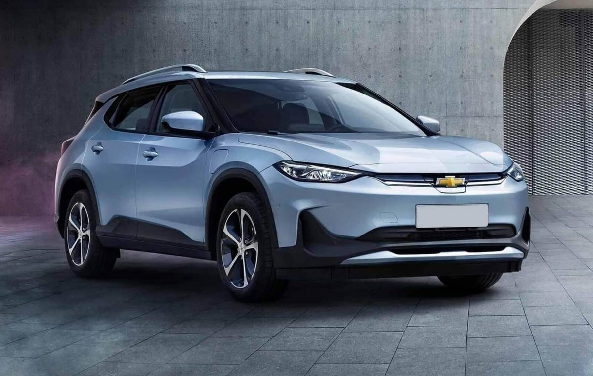 Chevrolet Menlo 2021